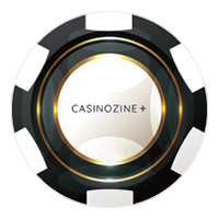 CASINOZINE+ LOGO